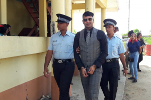 Bisram case switches from red to green; start witness called as PI commences