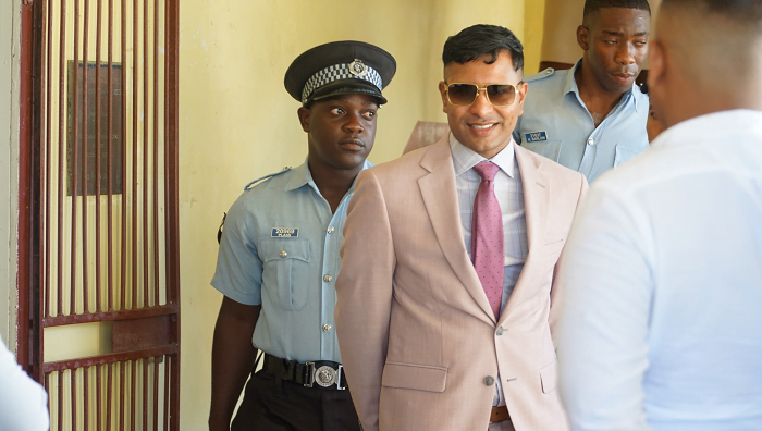 Magistrate reopens Bisram's case: says directive to commit accuse is not DPP's call