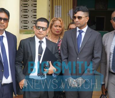 DPP seeks to commit Bisram on weak evidence; orders his re-arrest after matter discharged