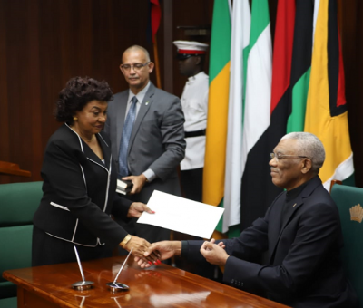 Diplomats claims creditable info on 'electoral fraud': mounts pressure on Granger/GECOM