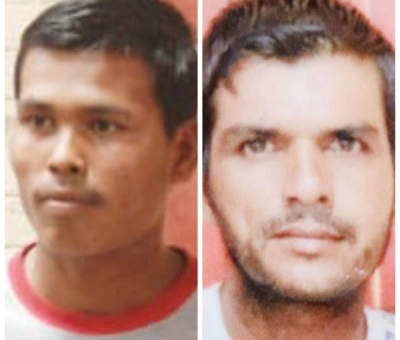 BREAKING: Two murder suspect among prisoner escapees