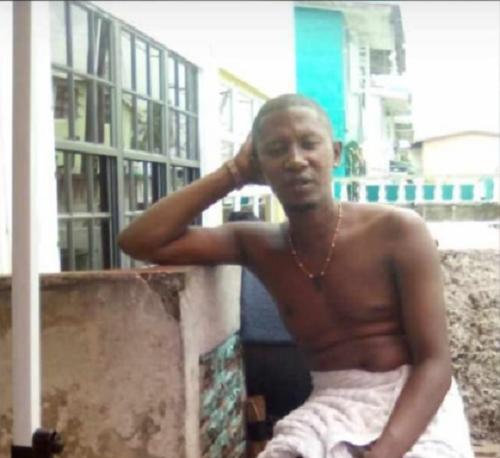NIS worker drops dead at work
