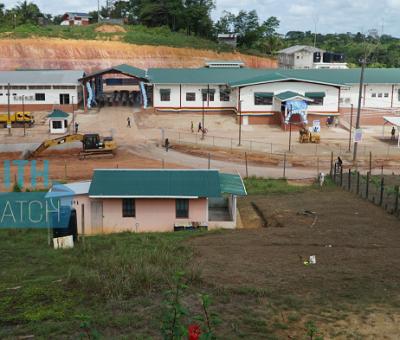 $959M Port Kaituma Hospital commission
