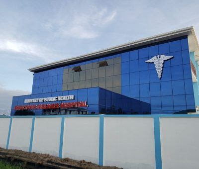 Infectious Diseases Hospital for August opening