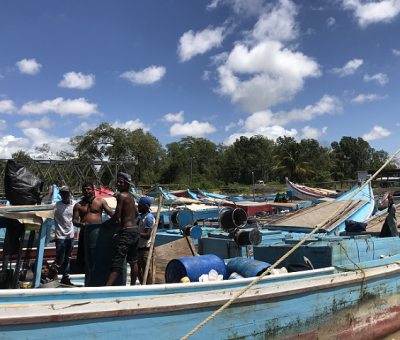 Fishermen entangle by Covid-19 chokhold struggles to stay afloat