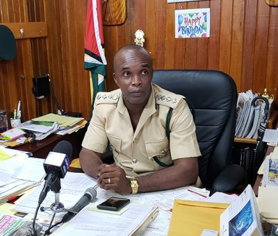 Gladwin Samuels removed as Director of Prisons