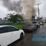Fire set by Lusignan Prison Inmates rips through facility; no death reported