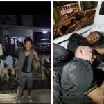 West Coast residents 'arrest' suspected Venezuelans with firearm