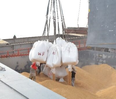 'Priority Shipment' for Guyana's rice enables cocaine passage