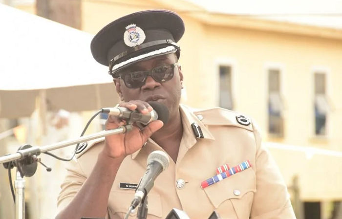 Policeman moved to tears as Top Cop demoted 20 'recently promoted' ranks