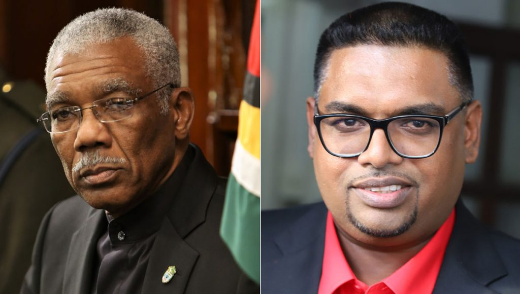 Jagdeo's lawyer is seeking a nullity of the petitions