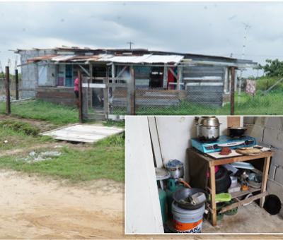 Mother of three devoid of basic necessities needs your help