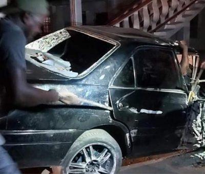 Cop injured in crash as animals continue to roam roadways