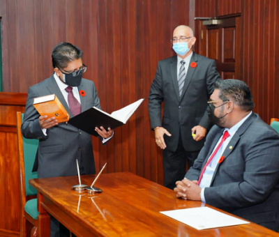Guyana is at a important fiscal juncture- Dr. Ashni Singh
