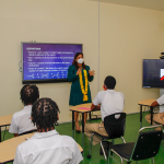 Education Ministry commissions Smart Classrooms at two Secondary Schools