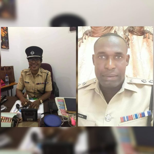 Deputy Commander and ASP charged over food money