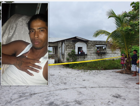 Man killed; 2 arrested- GPF compassion to grieving persons need urgent improvement